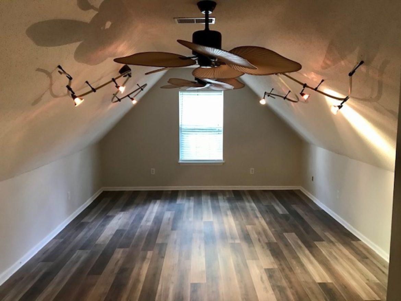 Ceiling Fan - Hardwood